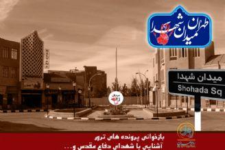 تهران میدان شهداء
